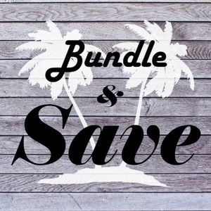Bundle 2+ More Items and get 10% OFF